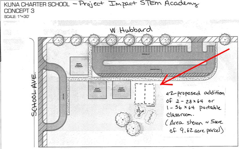 Pi STEM proposes 2 more portable classroom units