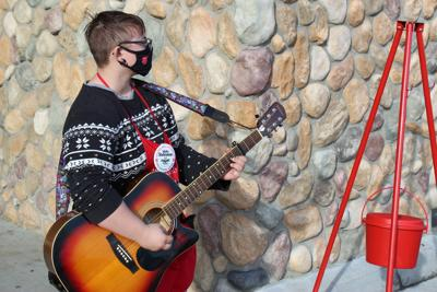 Cameron Jace - Guitar bell-ringer