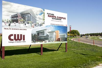 CWI Campus expansion