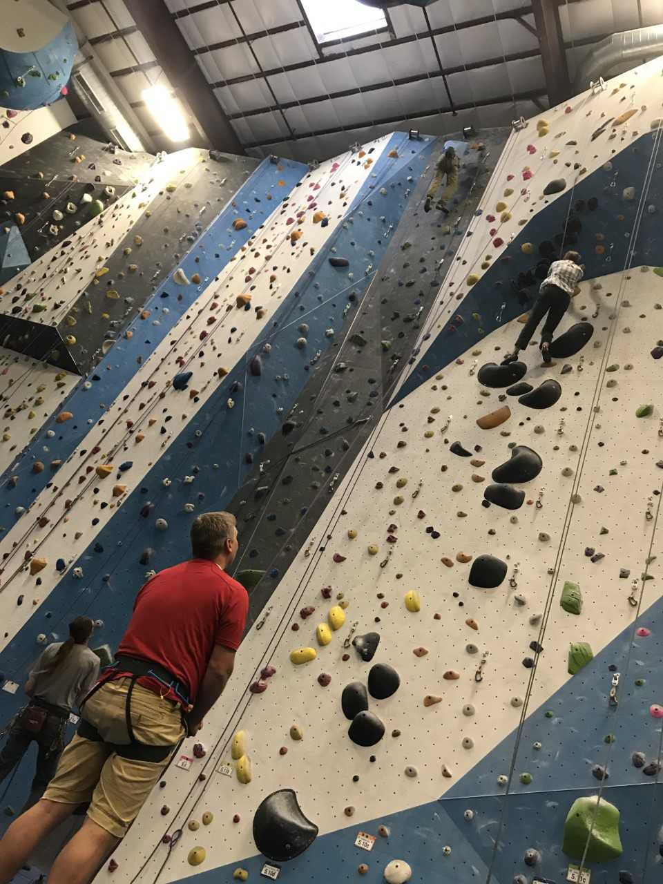 New climbing gym to open in Meridian