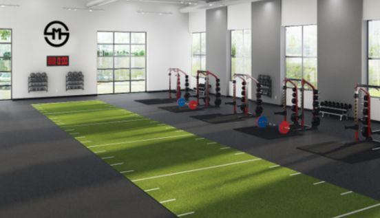 Mettle sports facility
