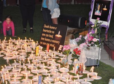 Candlelit Memorial