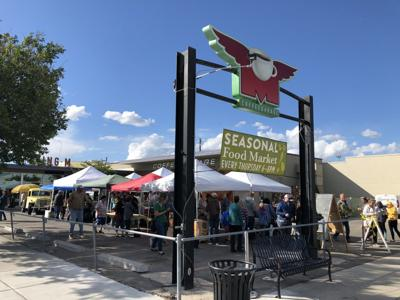 Flying M Seasonal Food Market