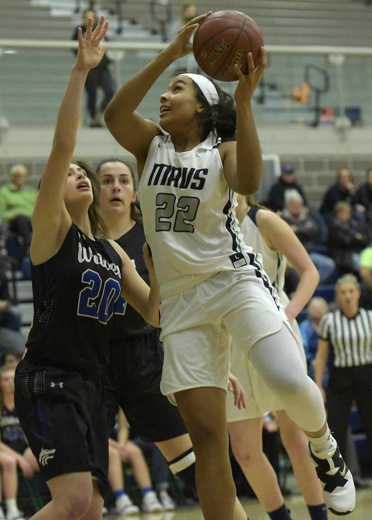 Canyon State Auto >> No. 1 Mountain View girls basketball smacks No. 3 Timberline 63-25 | High School Sports Coverage ...