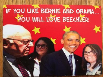 Anti-Beechler mailer