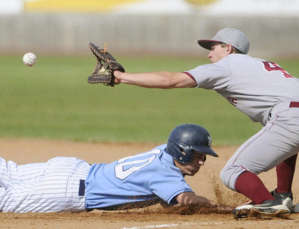 Columbia Vs Twin Falls Baseball Photos Idahopress Com
