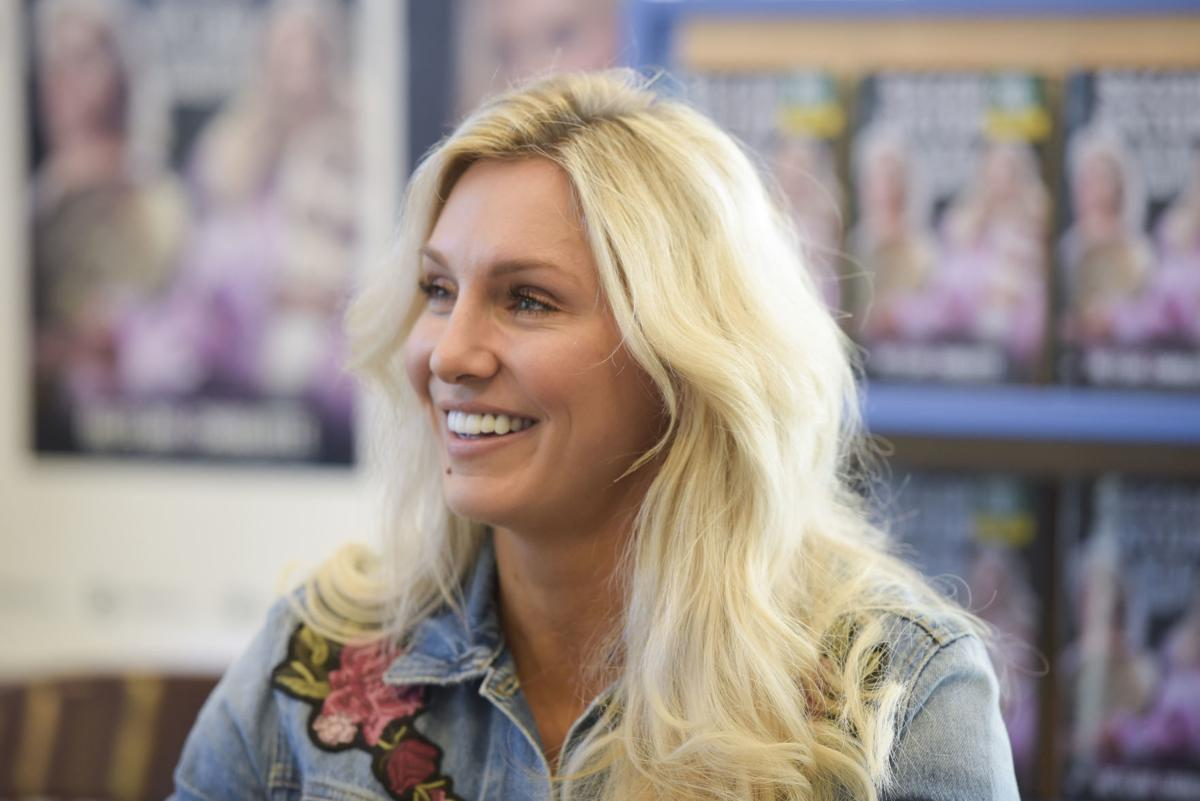 Charlotte Flair Daughter Of Legendary Wrestler Ric Flair