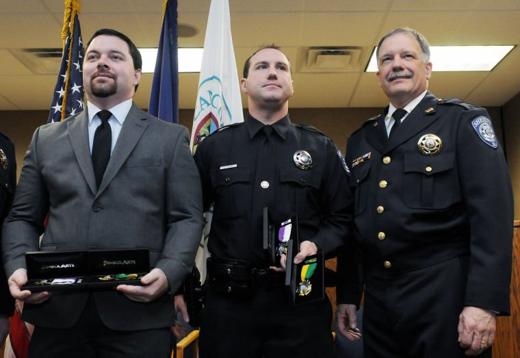Canyon County Sheriff Service Awards | News | idahopress com