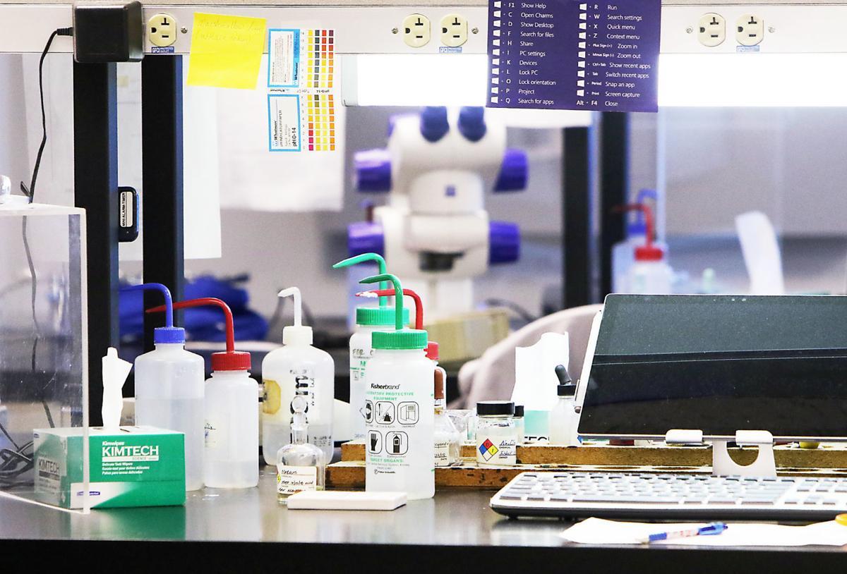 ISP Forensics Lab