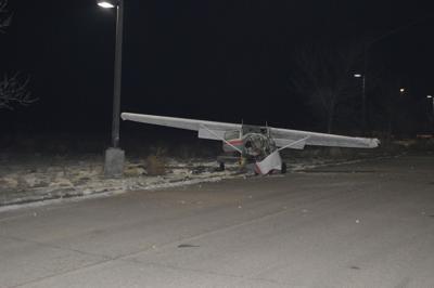 Nampa plane crash