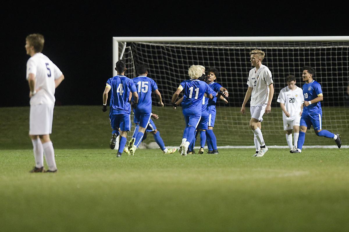 Middleton vs Caldwell Soccer
