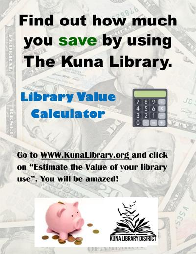Kuna Library calculator