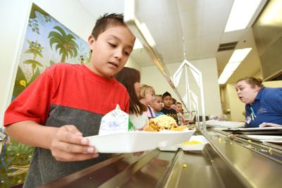11 Nampa schools now offer free breakfast, lunch to all