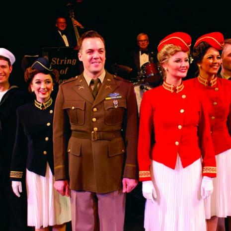 Musical Revue Of 40s Era Big Band Sounds Plays The
