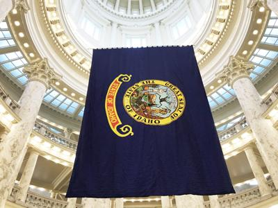 Rotunda flag 2021