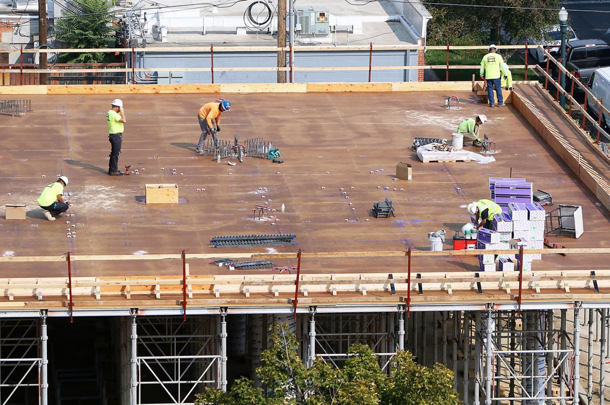1A sub -- Downtown Boise construction