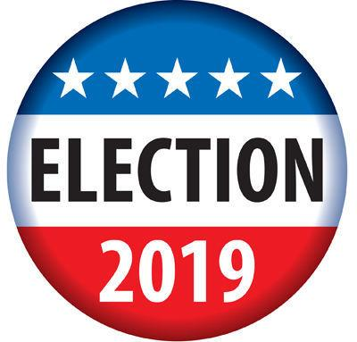 Idaho Press Election 2019 logo