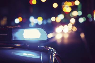 cool police lights