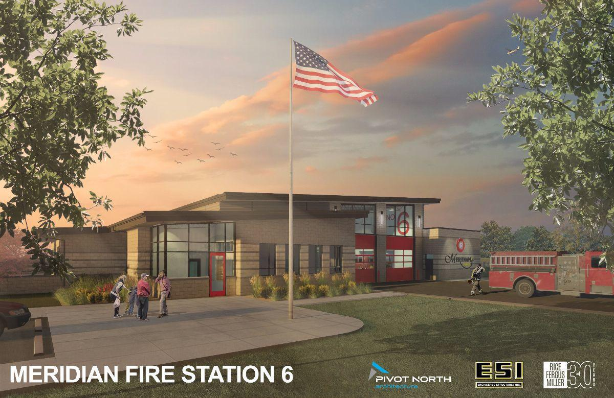 City officials to break ground on Fire Station No  6 on