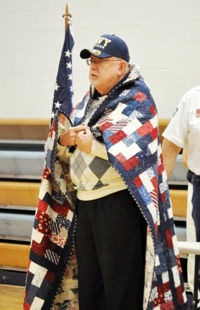 EHS continues Veterans assembly tradition