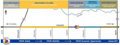 ChindenWest corridor map