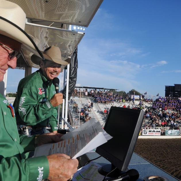 The Voices Of Cnr Announcers Barrett Corley Have Storied