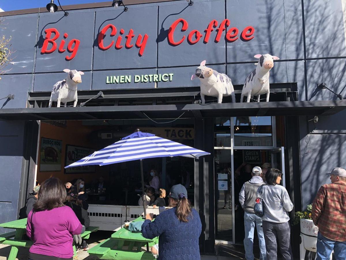 Big City Coffee's BSU location has closed; Here's what we know | Local News | idahopress.com