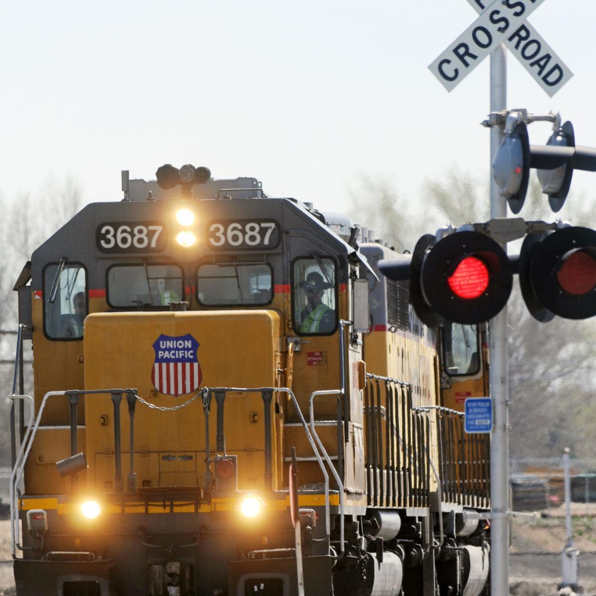 TROOPER ON A TRAIN | Members | idahopress com