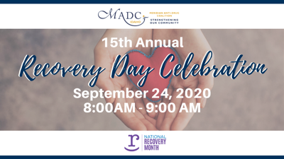 Meridian Recovery Day Celebration
