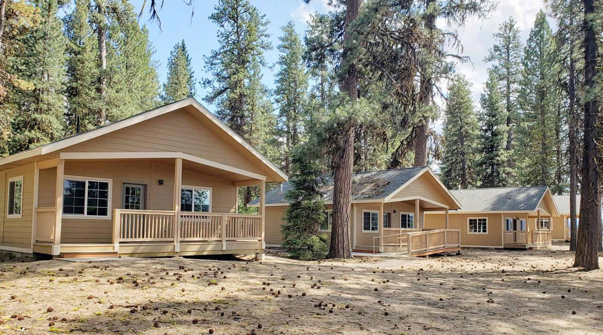 Reservations now accepted for deluxe cabins at Ponderosa State Park