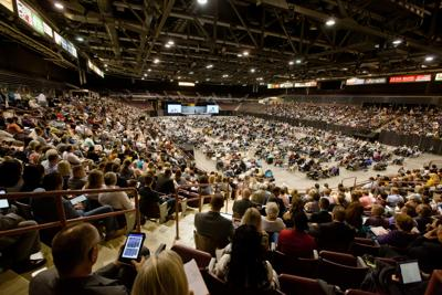 Two Jehovah's Witness conventions planned at the Ford Idaho