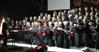 Combined church musical celebrates 25 years