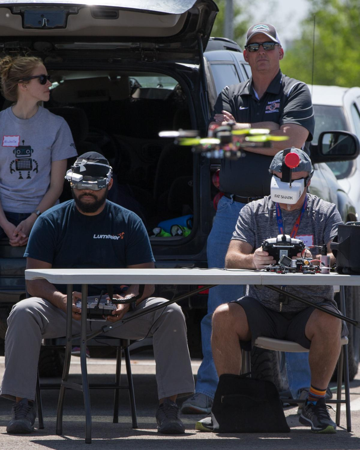 Educators Take Advanced Drone Flight Workshop In Nampa