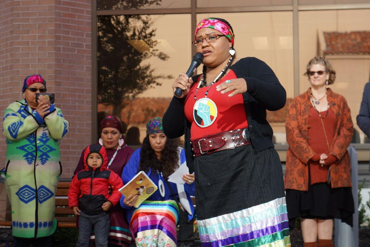 Amid Songs and Prayers, Boise Officials Proclaim Oct. 8 Indigenous Peoples' Day