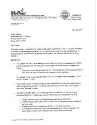 Response to grievance letter idahopress attorney caldwell teachers agreed to furlough altavistaventures