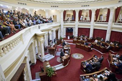 CRT Bill vote protest