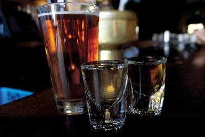 Boise Drinks: One Bourbon, One Scotch, One Beer
