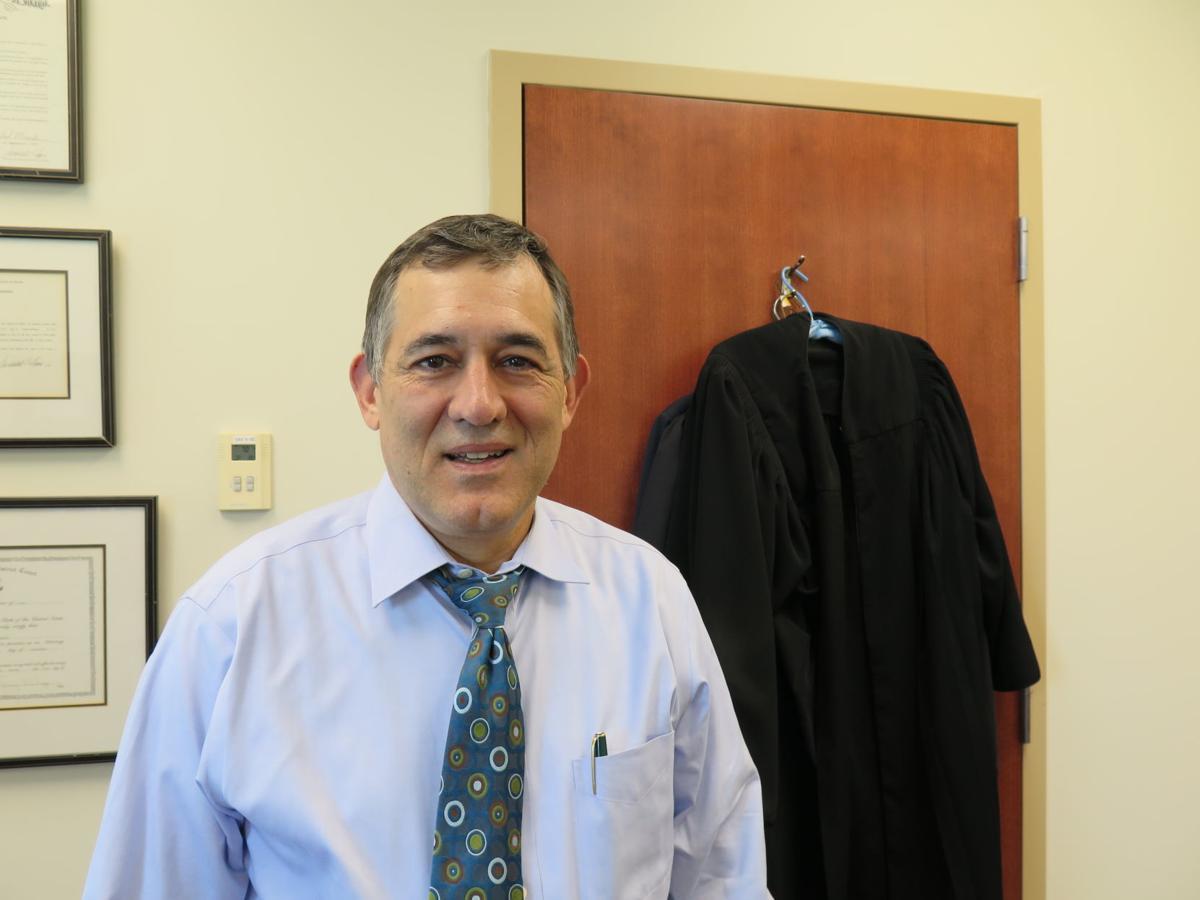 Judge Michael Reardon