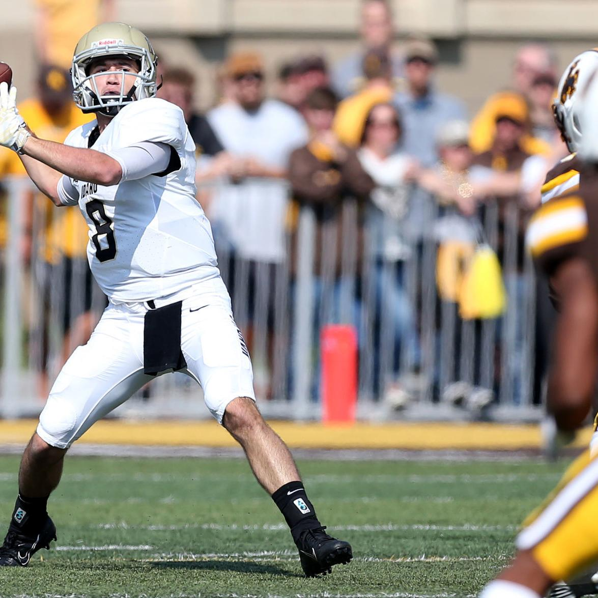 It's official: Mason Petrino is Idaho's starting QB