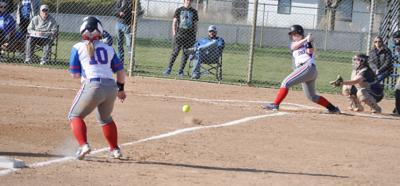 Softball embracing the long ball