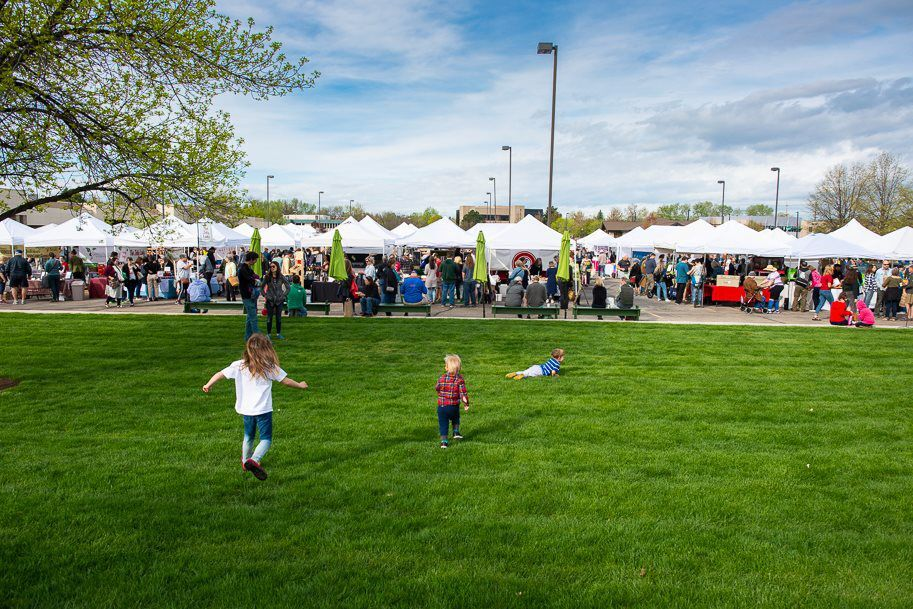 Boise Farmers Market opens 'walk-thru' market May 29