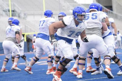 Boise State Practice