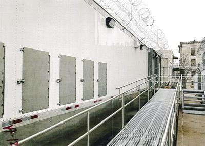 Jail trailer