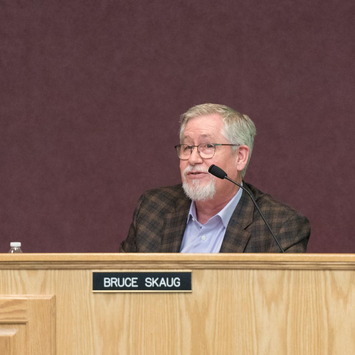 Nampa City Council meets at city hall for a special meeting on March 12.