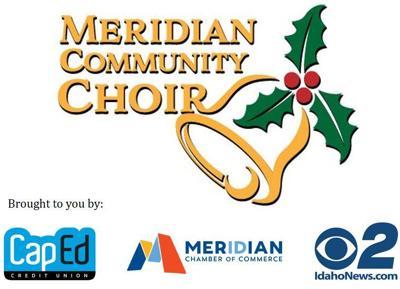 Meridian choir logo