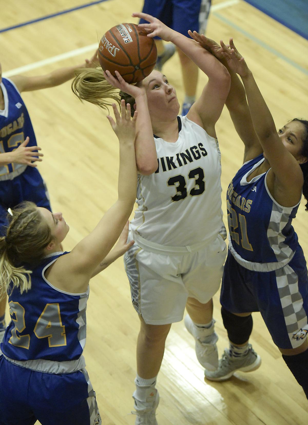 Middleton vs Caldwell Basketball
