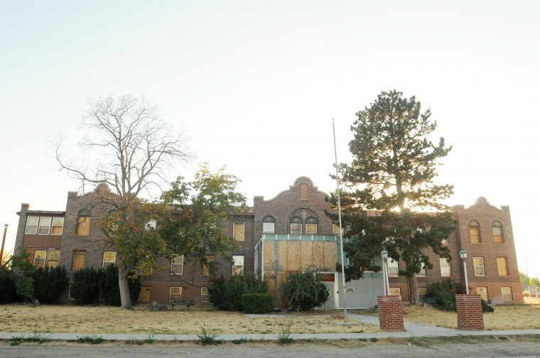 Abandoned Old Mercy Hospital Could Have New Life In Nampa Members Idahopr