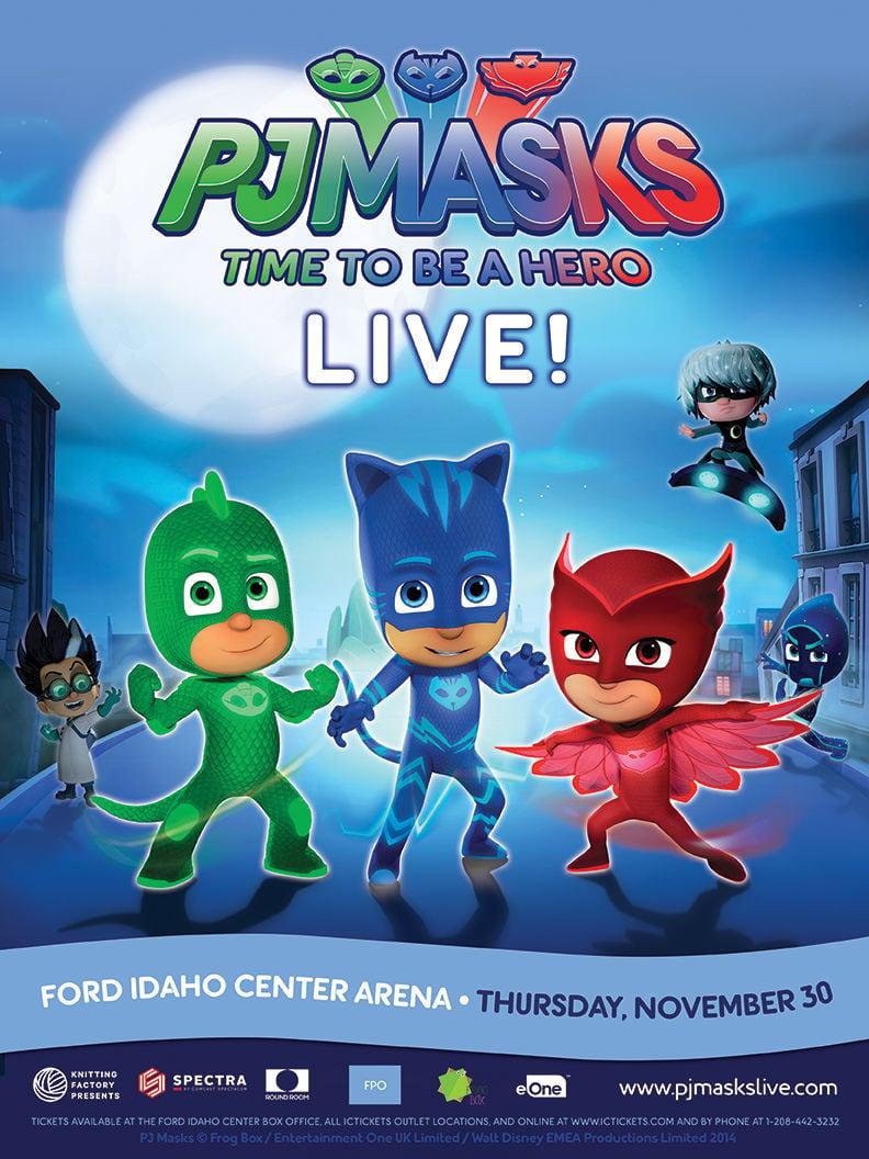 pj masks  musical production arts entertainment