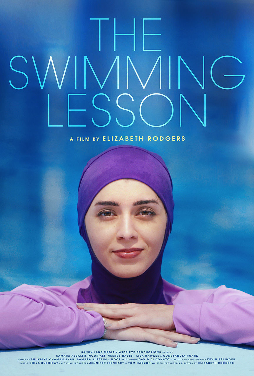 'The Swimming Lesson'