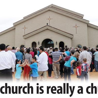 New St Paul S Catholic Church Opens Doors In Nampa